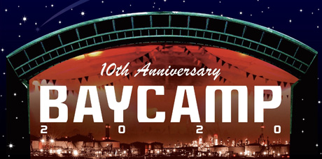 BAYCAMP 2020 10th Anniversary