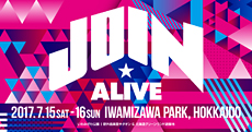 JOIN ALIVE チケット